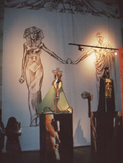 Mostra Cleopatra